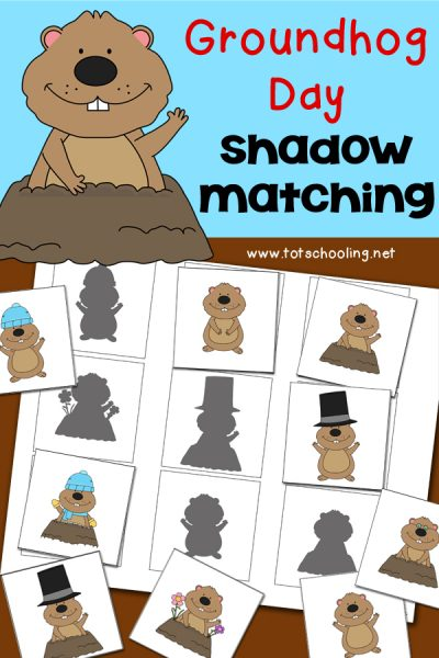 groundhog shadow matching