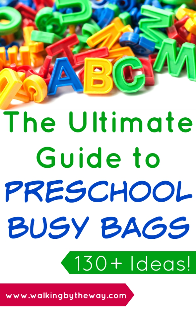 Ink Blot Clouds And Preschool Busy Bags Preschool And
