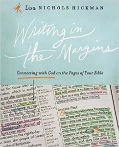 writing in the margins